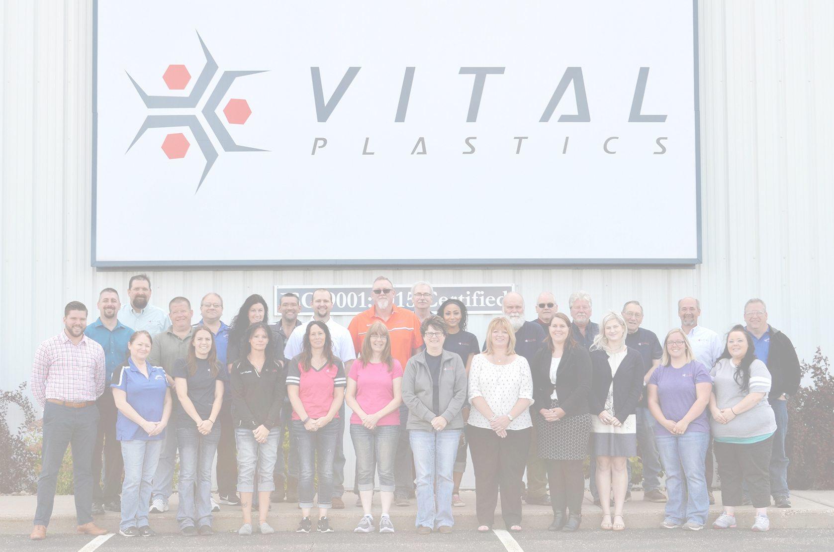 Vital Plastics Team
