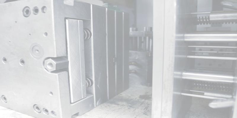 plastic injection molds storage